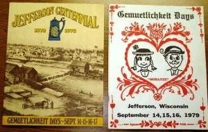 1978 - 1979 Booklets